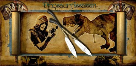 Dinosaur Assassin версия 1.0