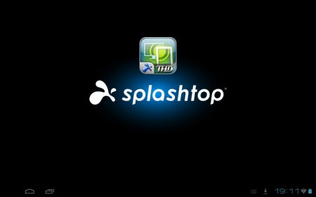 Splashtop Remote Desktop HD  / Splashtop GamePad THD