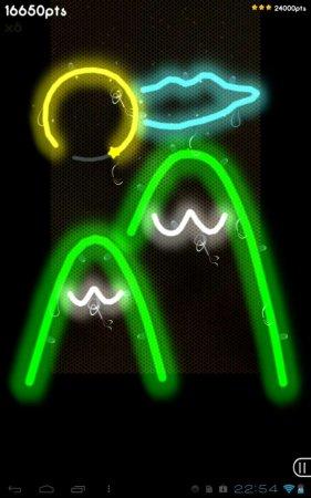 Neon Mania версия 1.1