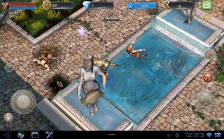 Dungeon Hunter 3 (обновлено до версии 1.3.9)
