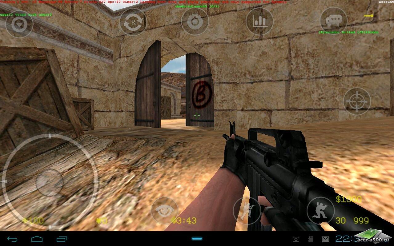 counter strike portable version