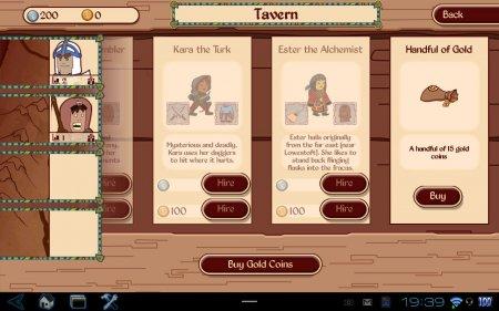 WARHEADS: MEDIEVAL TALES версия 1.003