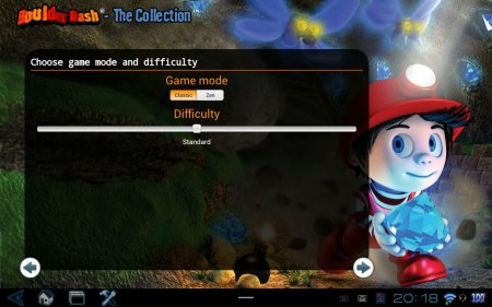 Boulder Dash®-The Collection™ (Boulder Dash ®-Коллекция ™) версия 1.4.0 / BoulderDash®-TheFullCollection (обновлено до версии 1.4.6)