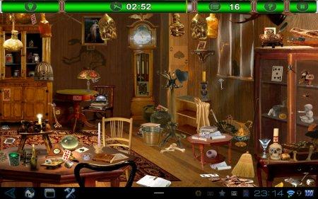Mysteryville:detective Story (Тайны города N: квест + я ищу) (обновлено до версии 1.1)