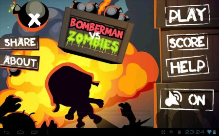 Bomberman vs Zombies HD (��������� �� ������ 1.0.10)