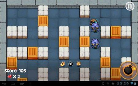 Bomberman vs Zombies HD (обновлено до версии 1.0.10)