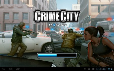 Crime City (��������� �� ������ 2.2.1) [Online]