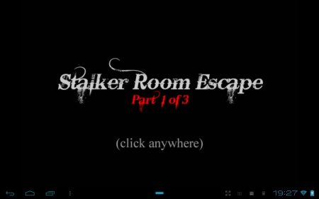 Stalker - Room Escape
