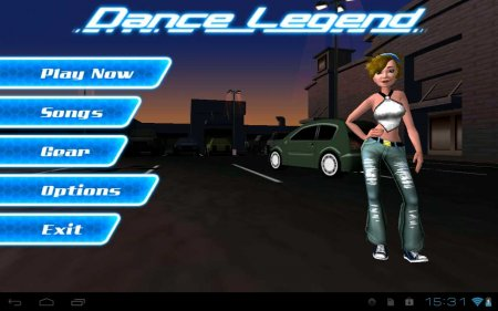 DANCE LEGEND MUSIC GAME 2.1