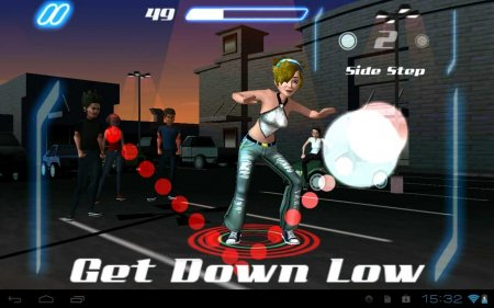 DANCE LEGEND MUSIC GAME версия 1.02.20120402.1