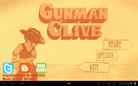 Gunman Clive (обновлено до версии 1.07)