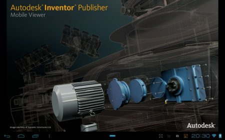Inventor Publisher Viewer ������ 1.2