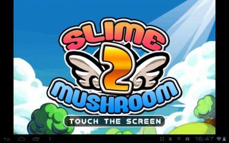 Slime vs. Mushroom 2