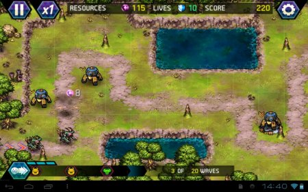 Tower Defense� HD (��������� �� ������ 1.2.0)