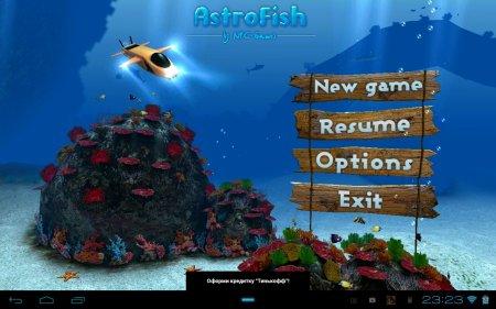 AstroFish HD Free