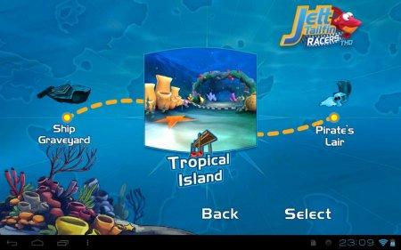 Jett Tailfin Racers THD версия 1.2.5 (обновлено)