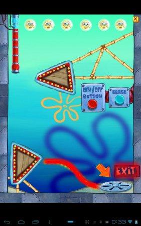 SpongeBob Marbles & Slides версия: 1.0