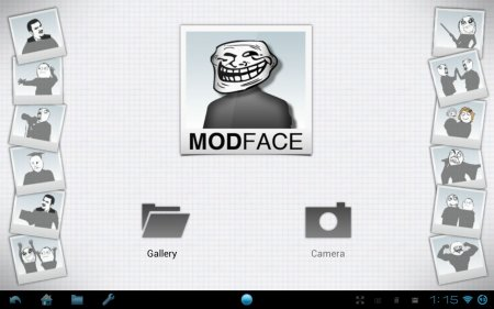 ModFace Pro версия 1.3.0