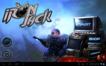 Iron Jack HD