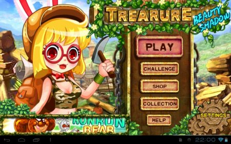 Trearure:Beauty Shadow версия 1.0.2