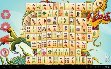 Mahjong HD версия 1.01