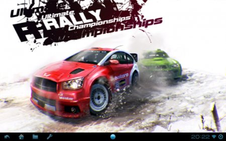 Ultimate Rally Championship версия 1.3