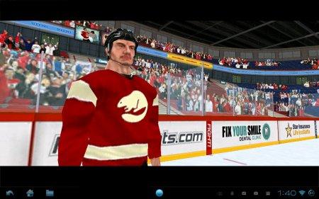Hockey Fight Pro [3D] (обновлено до версии 1.6) [свободные покупки]