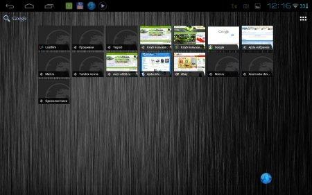 Ice Cream Sandwich (Android 4.0.4) для Acer A500/A501 от thor2002ro (обновлено до версии 170) (поддержка 3g для A501 и USB 3g Huawei для A500)