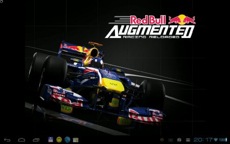 Red Bull AR Reloaded версия 1.2.0