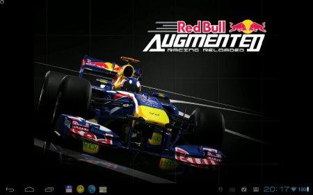 Red Bull AR Reloaded