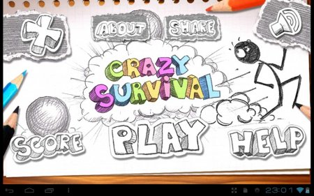 Crazy Survival HD версия 1.0.0
