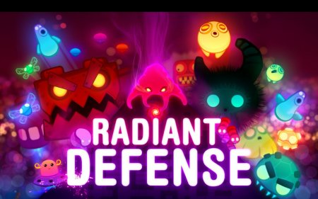 Radiant Defense версия 2.0.11 [мод]