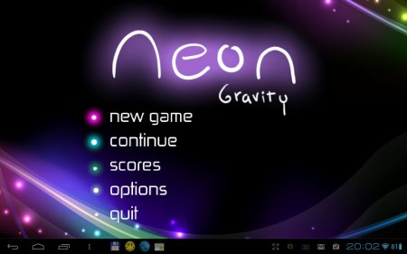 Tilt Labyrinth: Neon Gravity
