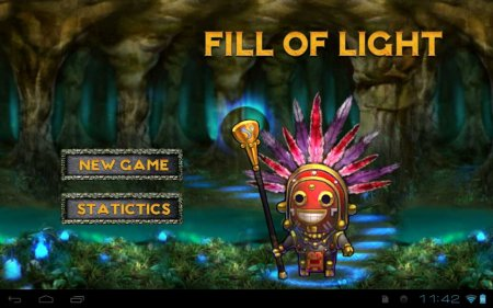 Fill of light HD версия 1.0