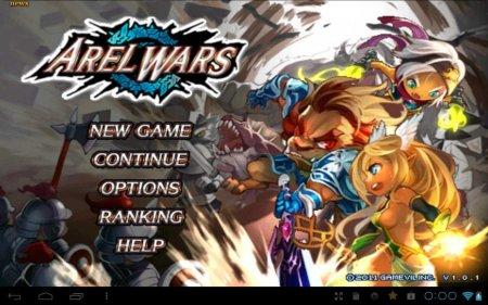 AREL WARS версия 1.0.2