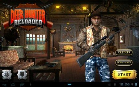 Deer Hunter Reloaded (обновлено до версии 3.8.2) [свободные покупки]