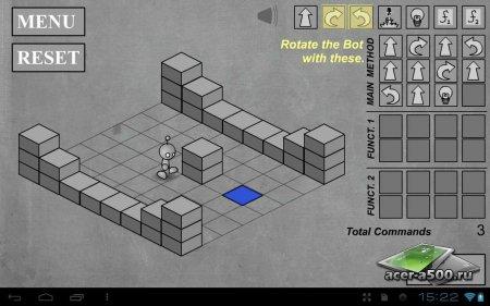 Light Robot (обновлено до версии 1.0.1)