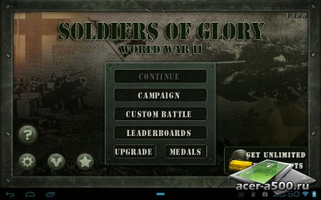 Soldiers of glory: World War 2 / Солдаты славы: World War 2