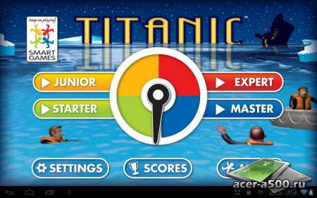 Titanic Lite by SmartGames ������ 1.0