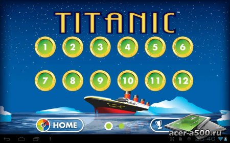 Titanic Lite by SmartGames версия 1.0