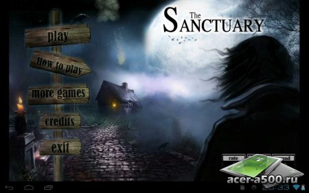 The Sanctuary (обновлено до версии 1.2.4)