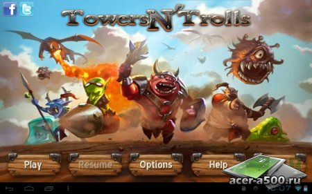 Towers N' Trolls