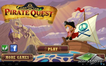 Pirate Quest:Turn Law версия 1.0