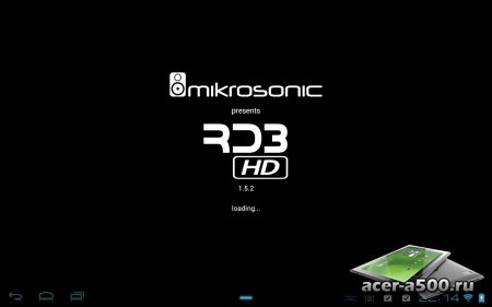 RD3 HD – Groovebox
