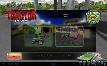 Tractor: Farm Driver - Gold версия 1.0 (обновлено)
