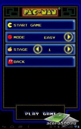 PAC-MAN by Namco версия 2.0.3