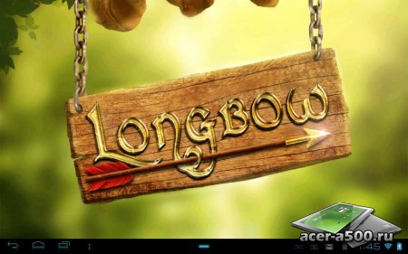 Longbow - Archery 3D (Лук - Стрельба из лука 3D)