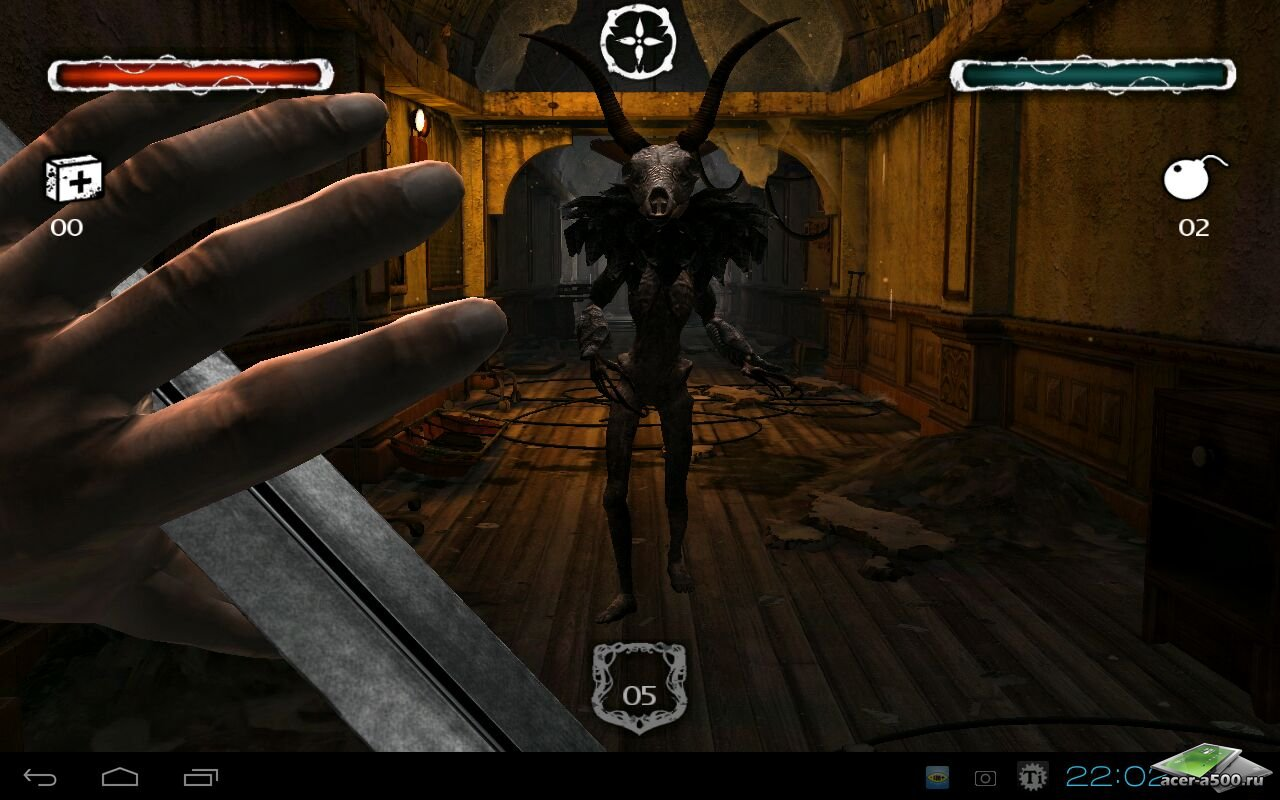 "Игра ""Dark Meadow: The Pact"" для планшетов на Android"