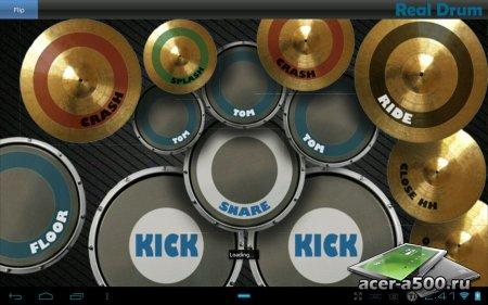 Real Drum версия 1.4
