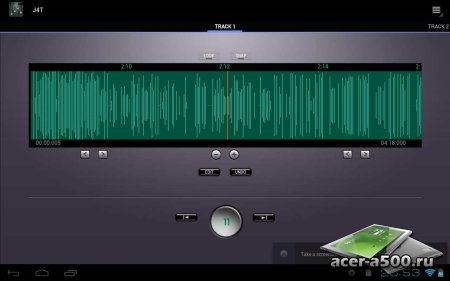 J4T Multitrack Recorder (обновлено до версии 3.35)